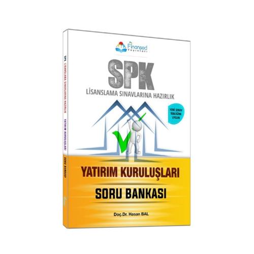 Finansed Yayınları SPK Yatırım Kuruluşları Soru Bankası