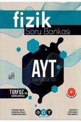 Fiziksel Alan Yayınları - Fiziksel Alan Yayınları AYT Fizik TURFOZ Soru Bankası