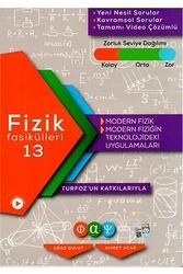 Fiziksel Alan Yayınları - Fiziksel Alan Yayınları Fizik Fasikülleri 13 Modern Fizik