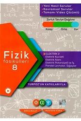 Fiziksel Alan Yayınları - Fiziksel Alan Yayınları Fizik Fasikülleri 8 Elektrik 2