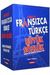 Kurmay Yayınevi - Fransızca-Türkçe Büyük Sözlük Kurmay Yayınları
