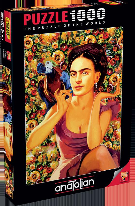 Anatolian - Frida Kahlo