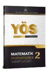 Galata Yayınları - Galata Yayınları YÖS Matematik 2 Soru Bankası