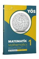 Galata Yayınları - Galata Yayınları YÖS Matematik 1 Konu Anlatımlı
