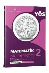 Galata Yayınları - Galata Yayınları YÖS Matematik 2 Konu Anlatımlı