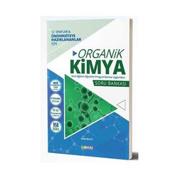 Gama Yayınları - Gama Okul Yayınları 12. Sınıf Organik Kimya Soru Bankası