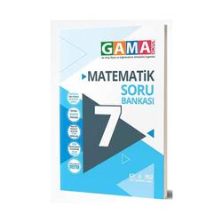 Gama Yayınları - Gama Okul Yayınları 7. Sınıf Matematik Soru Bankası