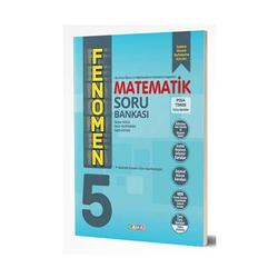 Gama Yayınları - Gama Okul Yayınları FENOMEN 5. Sınıf Matematik Soru Bankası