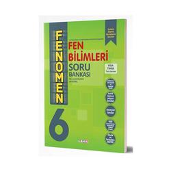 Gama Yayınları - Gama Okul Yayınları FENOMEN 6. Sınıf Fen Bilimleri Soru Bankası