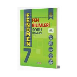 Gama Yayınları - Gama Okul Yayınları FENOMEN 7. Sınıf Fen Bilimleri Soru Bankası
