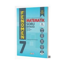 Gama Yayınları - Gama Okul Yayınları FENOMEN 7. Sınıf Matematik Soru Bankası