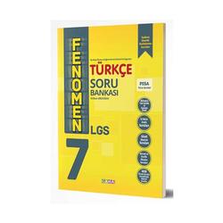 Gama Yayınları - Gama Okul Yayınları FENOMEN 7. Sınıf Türkçe Soru Bankası