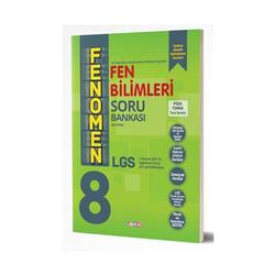 Gama Yayınları - Gama Okul Yayınları FENOMEN 8. Sınıf LGS Fen Bilimleri Soru Bankası