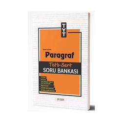Gama Yayınları - Gama Okul Yayınları TYT Paragraf Tatlı Sert Soru Bankası
