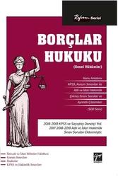 Gazi Kitabevi - Gazi Kitabevi Reform Serisi Borçlar Hukuku (Genel Hükümler)
