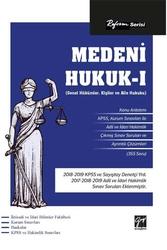 Gazi Kitabevi - Gazi Kitabevi Reform Serisi Medeni Hukuk-I (Genel Hükümler Kişiler ve Aile Hukuku)