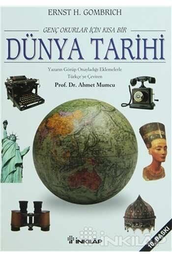 İnkılap Kitabevi - Genç Okurlar İçin Kısa Bir Dünya Tarihi İnkılap Kitabevi
