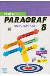 Gendaş Yayıncılık - Gendaş Yayıncılık 8. Sınıf Paragraf Yeni Nesil Soru Bankası