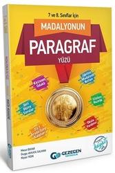 Gezegen Yayıncılık - Gezegen Yayıncılık 7. ve 8. Sınıflar için Madalyonun Mantık Yüzü Paragraf Yüzü