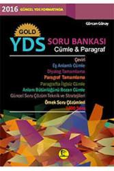 Pelikan Yayıncılık - GOLD YDS Soru Bankası Cümle ve Paragraf Pelikan Yayınları