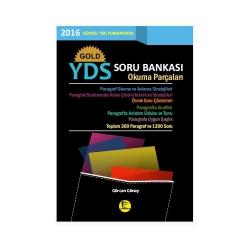 Pelikan Yayıncılık - Pelikan Yayınları GOLD YDS Soru Bankası Okuma Parçaları