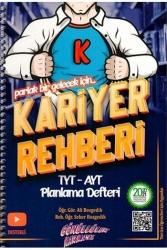 Gönüllüler Karması Yayınları - Gönüllüler Karması Yayınları TYT AYT Kariyer Rehberi Planlama Defteri