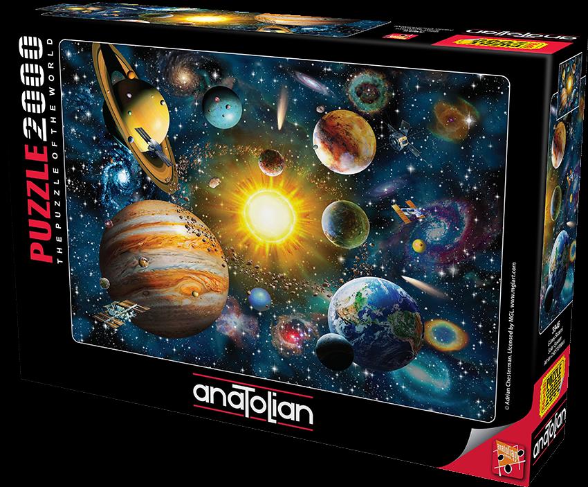 Anatolian - Güneş Sistemi / Solar System