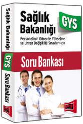 Yargı Yayınevi - GYS Sağlık Bakanlığı Soru Bankası Yargı Yayınları