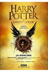 Yapı Kredi Yayınları - Harry Potter ve Lanetli Çocuk Birinci ve İkinci Bölüm - Yapı Kredi Yayınları