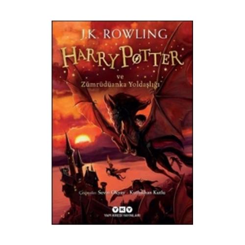Harry Potter ve Zümrüdüanka Yoldaşlığı - 5.kitap Yapı Kredi Yayınları