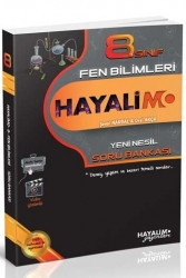 Hayalimo Yayınları - Hayalimo Yayınları 8. Sınıf Fen Bilimleri Soru Bankası