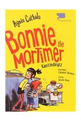 Hayalkurdu Kitap - Hayalkurdu Kitap Bonnie ile Mortimer Kantindeyiz