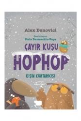 Hayalkurdu Kitap - Hayalkurdu Kitap Çayır Kuşu Hophop Kışın Kurtarıcısı Alex Donovici
