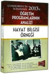 Yargı Yayınevi - Hayat Bilgisi Örneği - Öğretim Programlarının Analizi