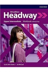 Oxford Üniversity Press - Headway Upper Intermediate WorkBook Without Key