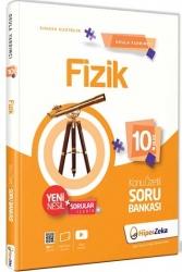 Hiper Zeka Yayınları - Hiper Zeka 10. Sınıf Fizik Konu Özetli Soru Bankası