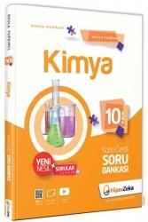 Hiper Zeka Yayınları - Hiper Zeka 10. Sınıf Kimya Konu Özetli Soru Bankası