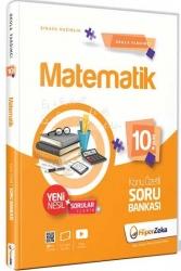 Hiper Zeka Yayınları - Hiper Zeka 10. Sınıf Matematik Konu Özetli Soru Bankası
