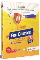 Hiper Zeka Yayınları - Hiper Zeka 7. Sınıf Hiper Fen Bilimleri Konu Anlatımlı Soru Bankası
