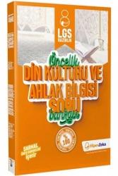 Hiper Zeka Yayınları - Hiper Zeka 8. Sınıf Öncelik Din Kültürü ve Ahlak Bilgisi Soru Bankası