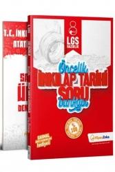 Hiper Zeka Yayınları - Hiper Zeka 8. Sınıf Öncelik İnkılap Tarihi Soru Bankası