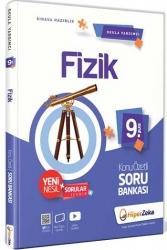 Hiper Zeka Yayınları - Hiper Zeka 9. Sınıf Fizik Konu Özetli Soru Bankası
