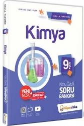 Hiper Zeka Yayınları - Hiper Zeka 9. Sınıf Kimya Konu Özetli Soru Bankası