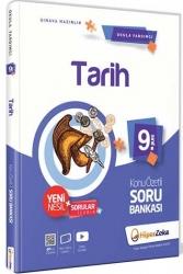 Hiper Zeka Yayınları - Hiper Zeka 9. Sınıf Tarih Konu Özetli Soru Bankası