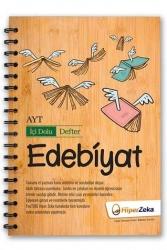 Hiper Zeka Yayınları - Hiper Zeka AYT Edebiyat İçi Dolu Defter