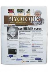 Hiper Zeka Yayınları - Hiper Zeka Tüm Sınavlar İçin Biyolojik Olaylar Biyoloji Gazetesi