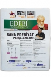 Hiper Zeka Yayınları - Hiper Zeka Tüm Sınavlar İçin Edebi Olaylar Edebiyat Gazetesi
