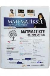 Hiper Zeka Yayınları - Hiper Zeka Tüm Sınavlar İçin Matematiksel Olaylar Matematik Gazetesi