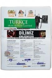 Hiper Zeka Yayınları - Hiper Zeka Tüm Sınavlar İçin Türkçe Dilsel Olaylar Gazetesi