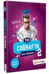Hiper Zeka Yayınları - Hiper Zeka YKS Kafana Göre AYT Coğrafya 2 Soru Bankası